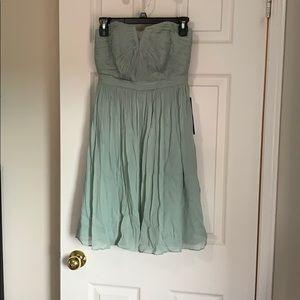 J Crew Silk Dress